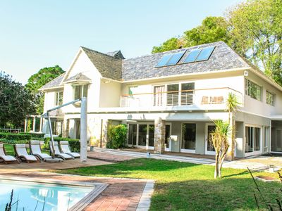 Photo for Bishopscourt Living with mountain view