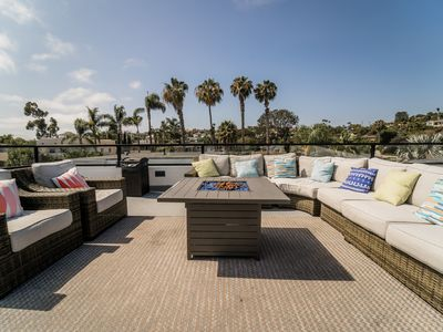 Photo for Luxe Home Perfect For Family Getaway in San Diego + Rooftop Patio