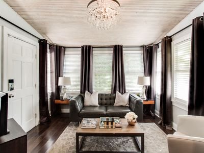 Virginia Highlands Carriage House Apartment Steps From Bars And Restaurants
