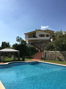 Photo for Summer and Winter villa to enjoy with family/friends. Private pool and parking.