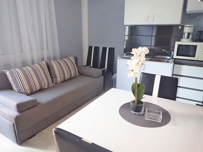 Photo for Apartments NOVOSEL-30 m from the beach (58495-A3) - Seline