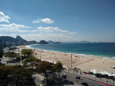 Photo for OceanFront !!! in Copacabana – with Priceless Views !!! And a/c, WLAN, cable TV