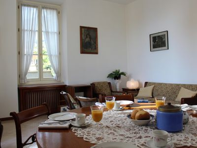 Photo for 2BR Apartment Vacation Rental in Gargnano, Lombardia
