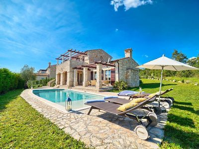 Photo for 4-bedroom holiday home Buzet for 8 people - holiday home