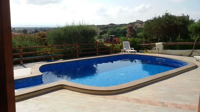 Photo for Villa Forica near Stintino in residence with private pool and garden