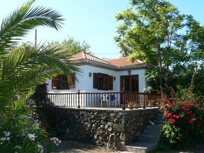 Photo for Canary Island style house with a sophisticated atmosphere in a lovely garden