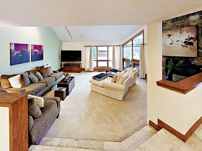 Living Room - Your rental will be meticulously clean for your arrival, thanks to TurnKey's professional housekeeping team.
