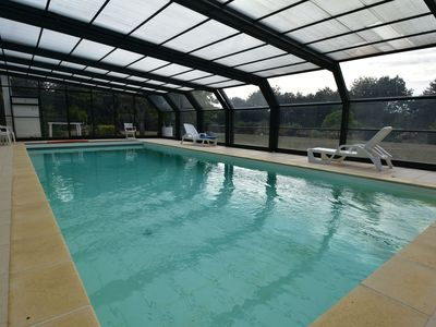 Photo for Holiday Home in Lamonzie-Montastruc with Pool