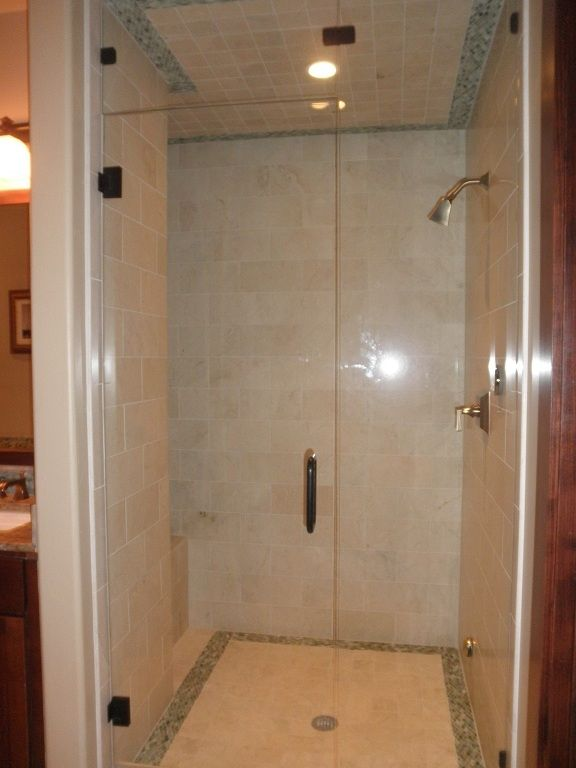 feel great after using the sit down steam shower in master bathroom