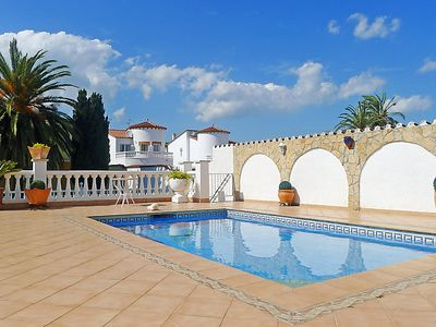 Photo for Vacation home Falconera 68B in Empuriabrava - 8 persons, 3 bedrooms