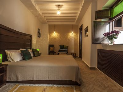 Photo for Private room (Ahad) in a traditional Riad