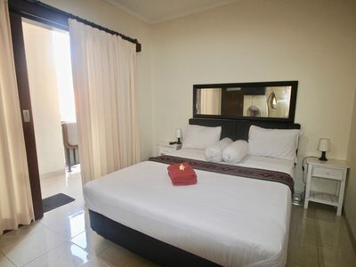 Photo for Cozy room close at the Fast-Boot to the Gili's, Nusa Lembogan and Nusa Penida.