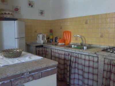 Photo for 1BR Apartment Vacation Rental in Siniscola