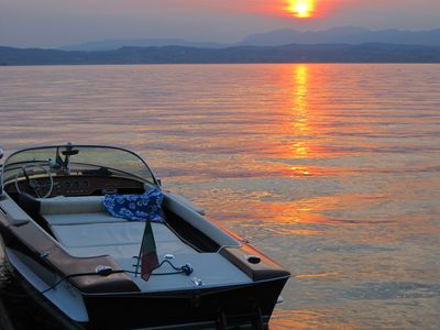 Photo for 1BR Boat Vacation Rental in Sirmione, Lombardia