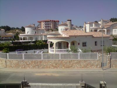 Photo for HOUSE WITH POOL FOR 6 P. WIFI 300 MT. THE BEACH