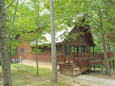 Photo for 4BR Cabin Vacation Rental in Unionville, Indiana