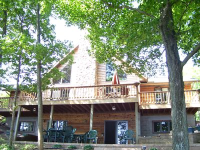 Photo for 2BR House Vacation Rental in Tomahawk, Wisconsin