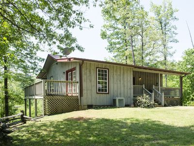 Photo for Creek, Seclusion, Pet Friendly