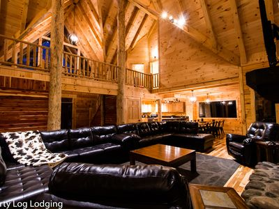 Photo for 8BR Lodge Vacation Rental in Logan, Ohio