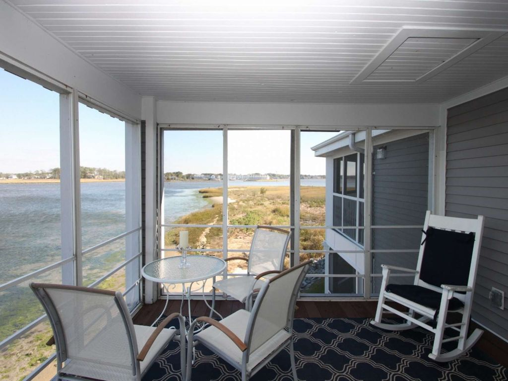 Breathtaking Waterfront Views In Immaculate 2 BR