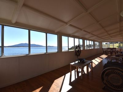 Photo for Bermagui Bay Beach House 1 - Perfectly positioned