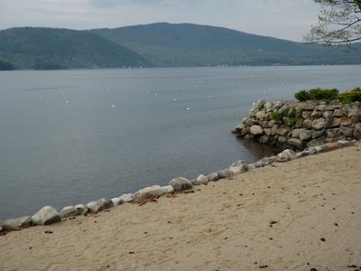 Photo for Whittemore Shores Cottage On Newfound Lake, Beach & Lake Access, Sleeps 8