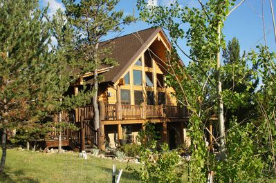 ...one of the finest, funnest vacation properties in Yellowstone Country.
