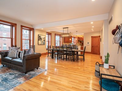 Photo for Large luxurious Home in Soulard | 5BR ea. w/Full Bath I JZ Vacation Rentals