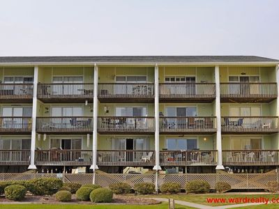 Photo for Beautifully Renovated 2 BR Surf Condo with Great Views of the Ocean and Pool - Diversify