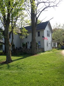 Photo for Charming Farm on acclaimed M-22*Fireplace*Central Air*minutes to Town/Beach