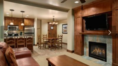 Photo for Luxury 1 Bedroom Master, Ski-In/Ski-Out at Grand Lodge on Peak 7