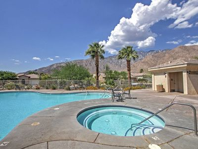 Photo for Resort Home w/Backyard-3 Miles to DT Palm Springs