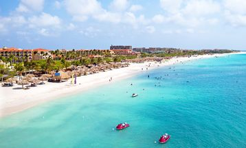 Playa Linda, Palm Beach, Aruba