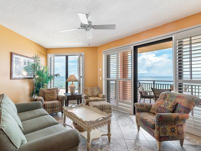 Photo for 502C - 2BR Condo with Stunning Gulf Front Views