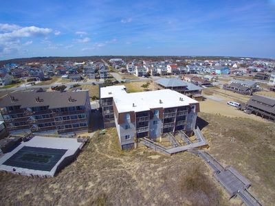 Aerial View of Regency Condominiums