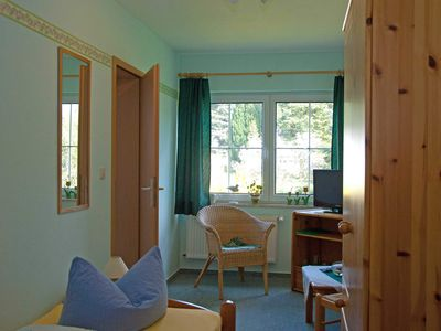 Photo for Single room No. 10 - Pension Seeperle in an idyllic location with lake view