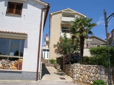 Photo for Holiday apartment 100 m from the sea with air conditioning