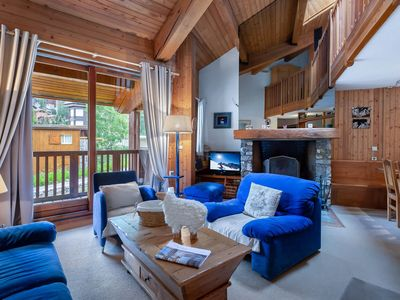 Photo for Duplex apartment in the centre of Val d 'Isère