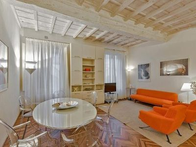 Photo for Bargellini apartment in Santa Croce with WiFi, air conditioning & balcony.