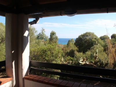 Photo for Panoramic villa facing the sea loc. tà Capitana Is Meris Quartu Sant'Elena (Ca)