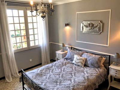 Bedroom #1 (of 5) - All the rooms are decorated to a high standard