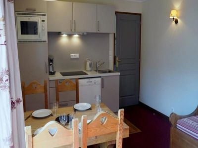 Photo for 1BR Apartment Vacation Rental in Les Menuires