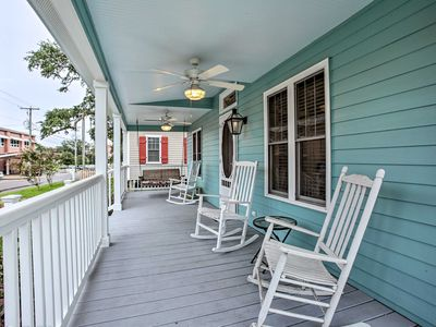 Photo for Cottage w/ Porch - 3 Min Walk to Bay St Louis