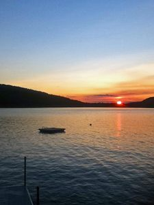 Photo for Happy Place On Lake Sunapee - 10 minutes from the ski resort