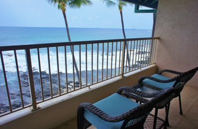 Photo for Direct Ocean Front | Walk to Town | AC | Starts at $175/Nt
