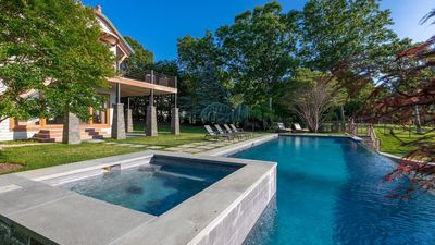 Photo for Bay-View Architectural Masterpiece on Hog Creek, Watch Watercolor Sunsets From an Infinity Pool