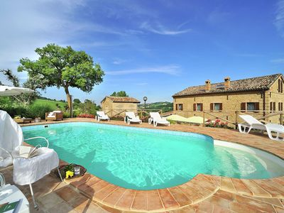 Photo for Exotic Villa in San Ginesio with Private Pool