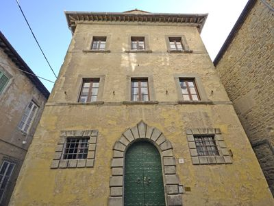 Photo for City / Village Apartment in Cortona with 1 bedrooms sleeps 3