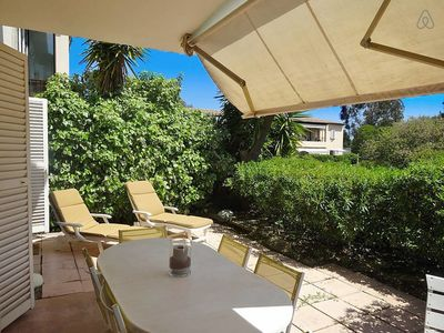Photo for Amazing apartment with beautiful terrace, close to beaches