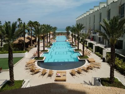 Photo for Sapphire Luxury Ocean Front And Majestic Pool View, Unit 208